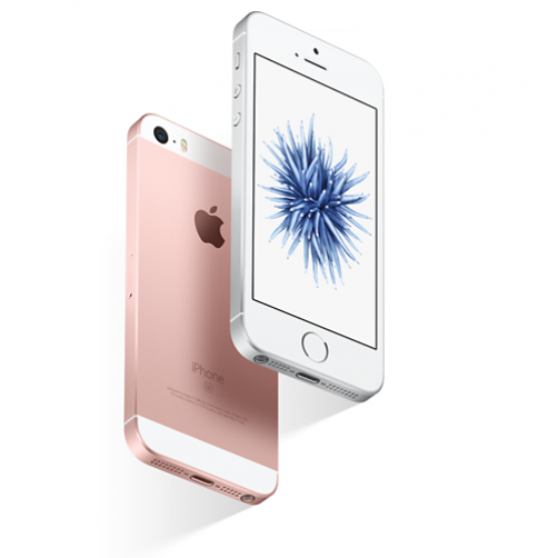 iPhone SE – 64GB ROM – 2GB RAM – 12MP Camera - 4G LTE