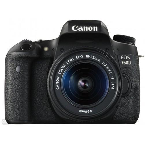 Canon EOS 760D Camera