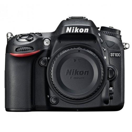 Nikon DX-Format DSLR Camera