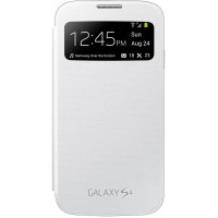 Samsung Galaxy S4- S View Flip Cover