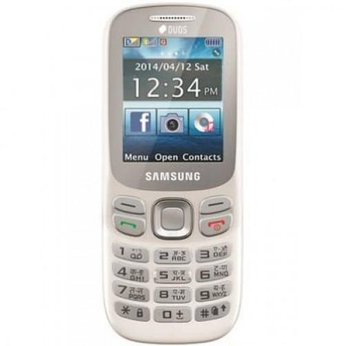 Samsung Brio VE Dual Sim+ Camera