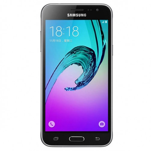 "Samsung Galaxy J3 2016 - 5.0"" - 1.5GB RAM - 8GB ROM - 8MP Camera - 4G LTE"